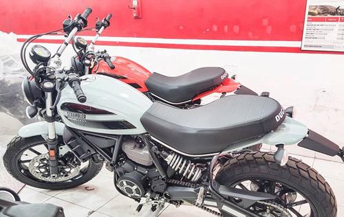 Ducati Scrambler Sixty2 về Việt Nam rẻ hơn dự đoán - 1