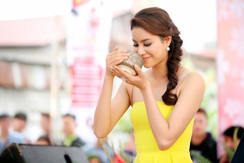 Phạm Hương xinh đẹp rạng ngời nhờ tăng cân đúng ý - 6