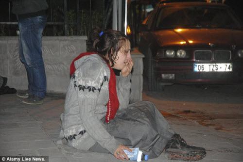 Hiện trường vụ đánh bom thảm khốc ở Thổ Nhĩ Kỳ - 6