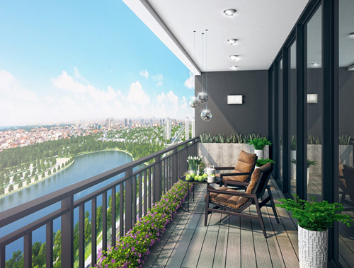 Lakeside Residence – ra mắt tòa căn hộ ven hồ đẹp nhất Goldmark City - 3