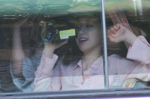 Fan Việt rượt đuổi T-ara khiến đường phố tắc nghẽn - 3