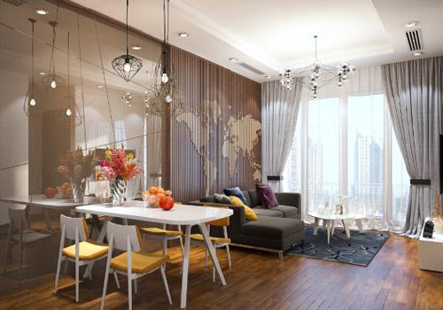 Chính thức giới thiệu khu nhà mẫu căn hộ The Arcadia - Vinhomes Gardenia - 1