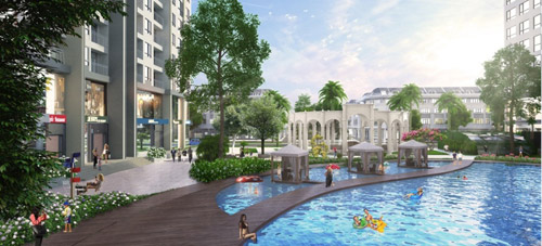 Chính thức giới thiệu khu nhà mẫu căn hộ The Arcadia - Vinhomes Gardenia - 3