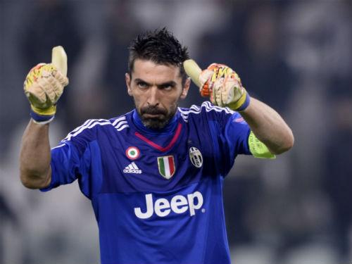 Tiêu điểm vòng 29 Serie A: Buffon và 3 phút để vĩ đại nhất - 1