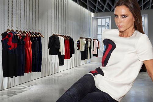 Thương hiệu thời trang Victoria Beckham thua lỗ 129 tỷ - 3