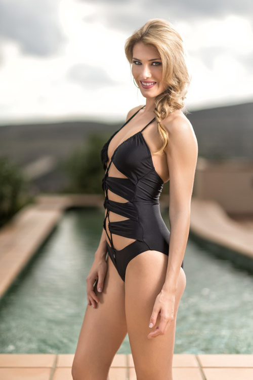 """Hoa hậu """"hụt"""" được bầu là mỹ nhân sexy nhất hành tinh - 11"""