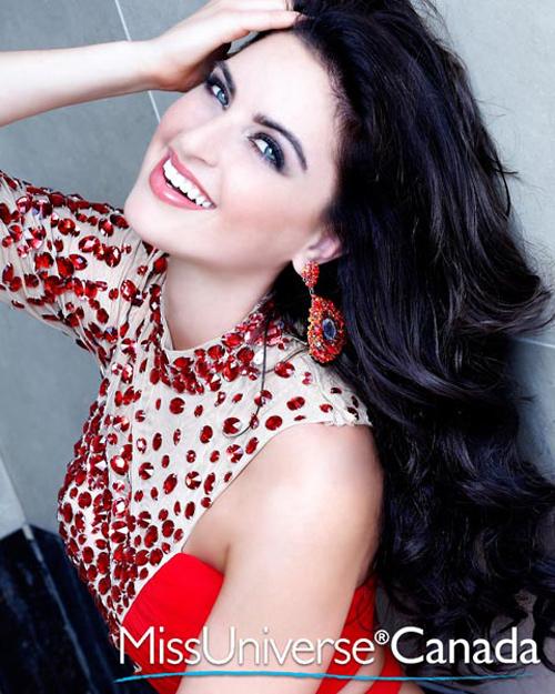 """Hoa hậu """"hụt"""" được bầu là mỹ nhân sexy nhất hành tinh - 12"""