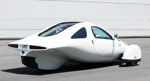 Top 10 mẫu xe 3 bánh vô cùng độc đáo (P2) - 5