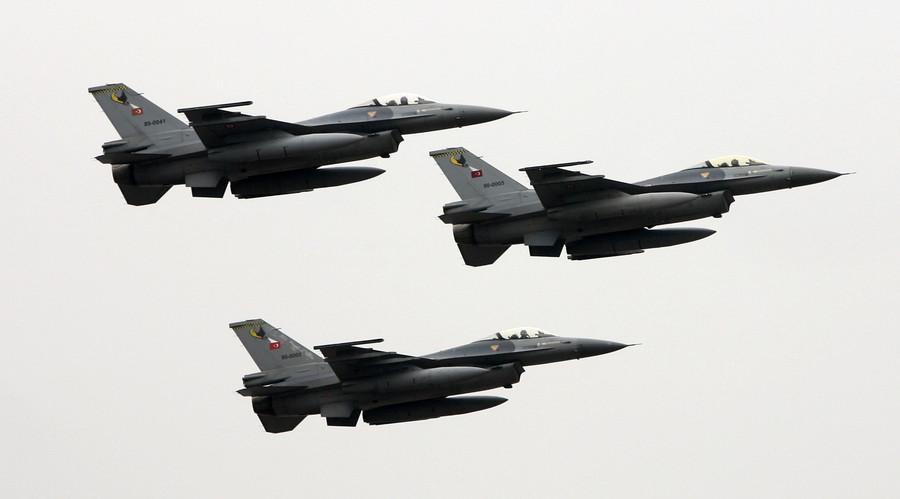 Thổ Nhĩ Kì ném bom ở Iraq trả đũa vụ tấn công đẫm máu - 1
