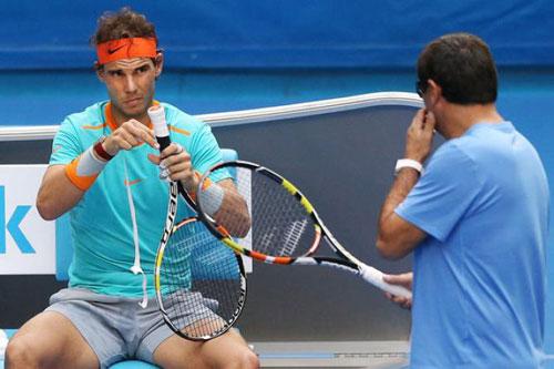 Tin thể thao HOT 14/3: Chú Toni bênh vực Nadal - 1