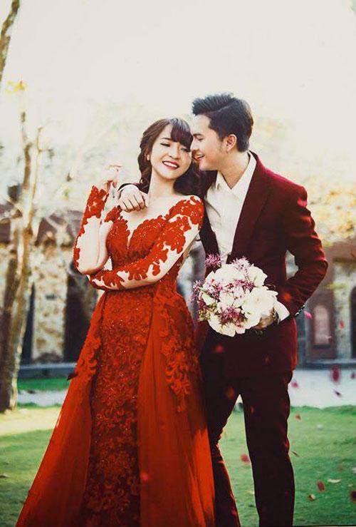 Nam Cường bí mật tổ chức đám cưới với nữ sinh ngân hàng - 1