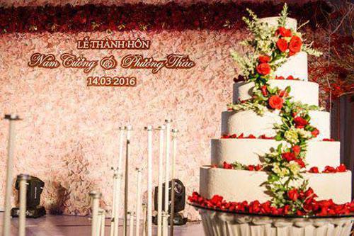 Nam Cường bí mật tổ chức đám cưới với nữ sinh ngân hàng - 23