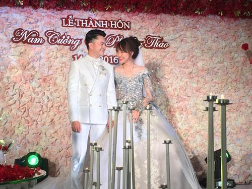 Nam Cường bí mật tổ chức đám cưới với nữ sinh ngân hàng - 4