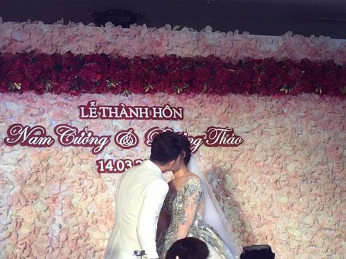 Nam Cường bí mật tổ chức đám cưới với nữ sinh ngân hàng - 6