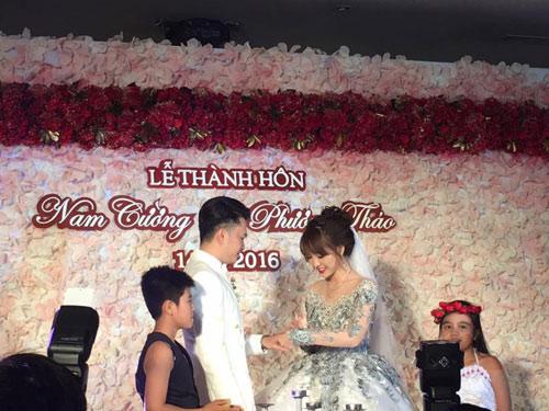 Nam Cường bí mật tổ chức đám cưới với nữ sinh ngân hàng - 5