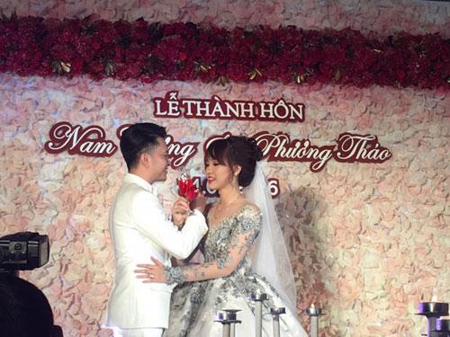 Nam Cường bí mật tổ chức đám cưới với nữ sinh ngân hàng - 8