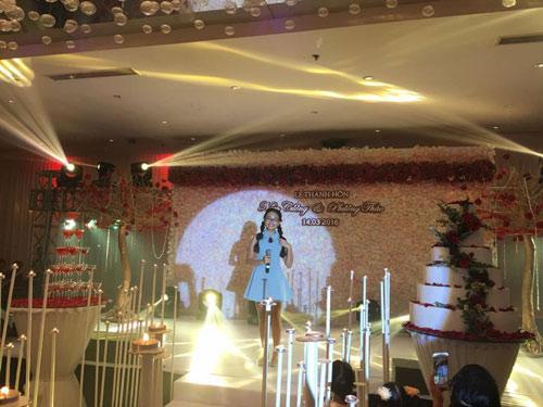 Nam Cường bí mật tổ chức đám cưới với nữ sinh ngân hàng - 11