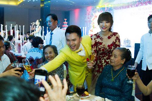 Nam Cường bí mật tổ chức đám cưới với nữ sinh ngân hàng - 20