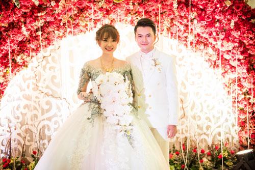 Nam Cường bí mật tổ chức đám cưới với nữ sinh ngân hàng - 3