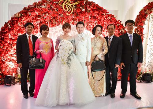 Nam Cường bí mật tổ chức đám cưới với nữ sinh ngân hàng - 9