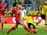 Bóng đá Đức - Dortmund - Mainz 05: Bám vững đường đua