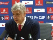 Bóng đá - Bỏ lại cay đắng FA Cup, Wenger mơ kì tích trước Barca