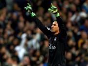 """Bóng đá Tây Ban Nha - """"Người nhện"""" Navas giải cứu Real Madrid"""