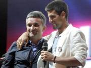 """Thể thao - Cha đẻ Djokovic chỉ trích Federer là """"ngụy quân tử"""""""