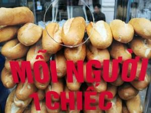 Tin tức trong ngày - Bánh mì miễn phí cho người nghèo lần đầu xuất hiện ở Thủ đô