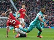 Bóng đá Ngoại hạng Anh - Cầu thủ MU không đủ trình đá chính cho West Ham