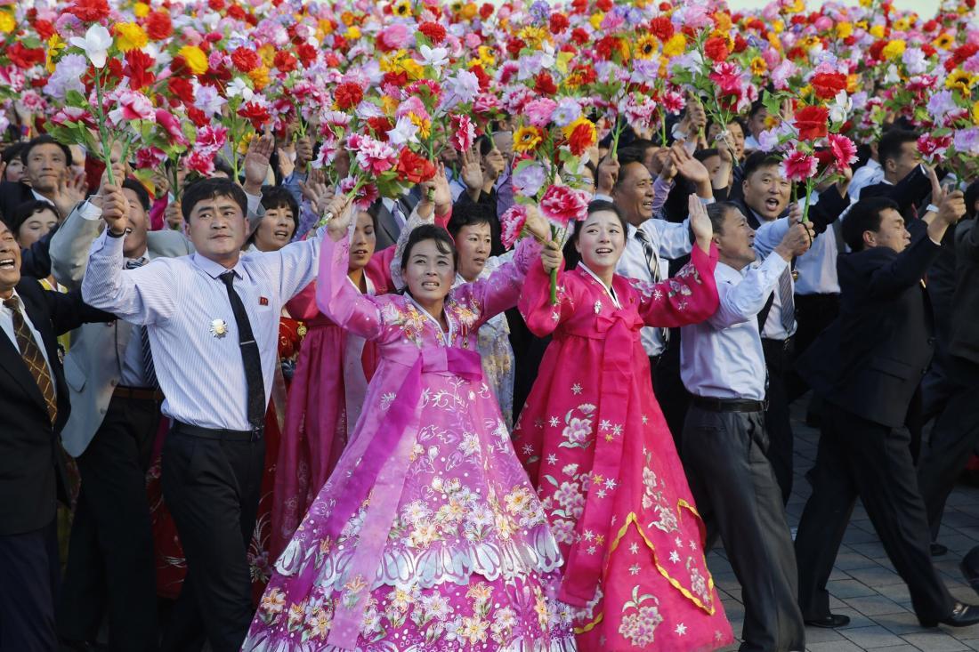 """Người Triều Tiên phải bỏ tiền để """"mua"""" ngày nghỉ - 2"""