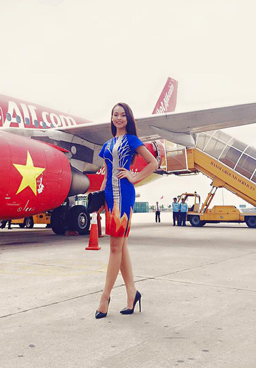 Gu thời trang khác biệt của mẫu Việt bị chê ăn nhiều - 11