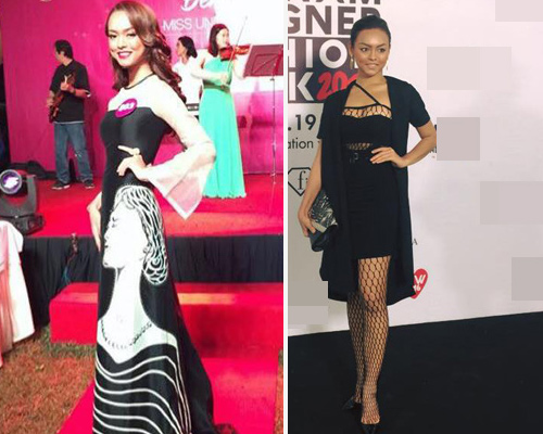 Gu thời trang khác biệt của mẫu Việt bị chê ăn nhiều - 8
