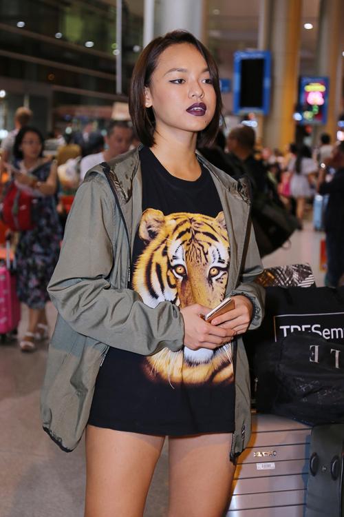 Gu thời trang khác biệt của mẫu Việt bị chê ăn nhiều - 9