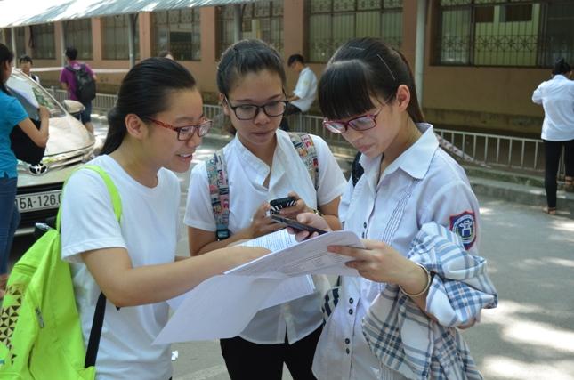 Bộ GD&ĐT điều chỉnh quy chế tuyển sinh ĐH, CĐ năm 2016 - 1