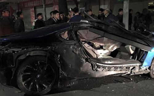 Các siêu xe tiền tỉ từng gặp nạn tại Việt Nam - 3
