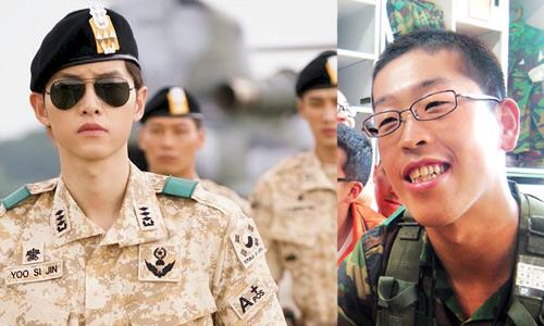 """Lính trong phim Hàn và thực tế """"khác nhau trời vực"""" - 3"""