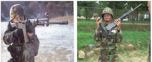 """Lính trong phim Hàn và thực tế """"khác nhau trời vực"""" - 6"""