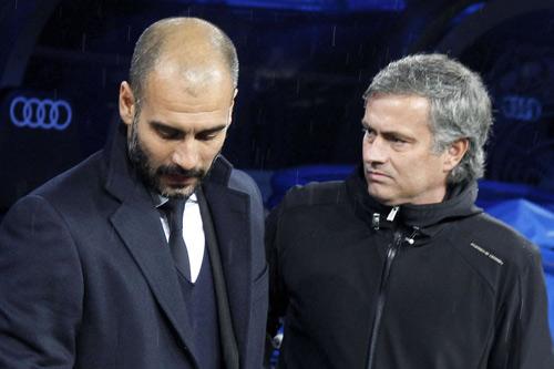 Pep nóng lòng đấu Mourinho ở Ngoại hạng Anh - 1