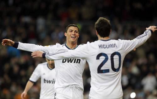 """Giày vàng châu Âu: """"Vua"""" Ronaldo nguy cơ mất ngai - 1"""
