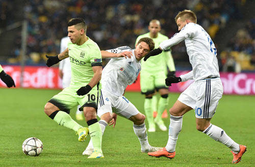 Man City - Dynamo Kiev: Lịch sử vẫy gọi - 2