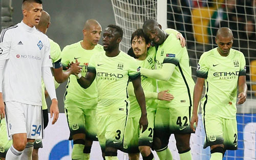 Man City - Dynamo Kiev: Lịch sử vẫy gọi - 1