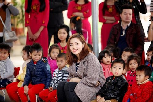 Kỳ Duyên quyên 240 triệu xây phòng học ở Tuyên Quang - 2