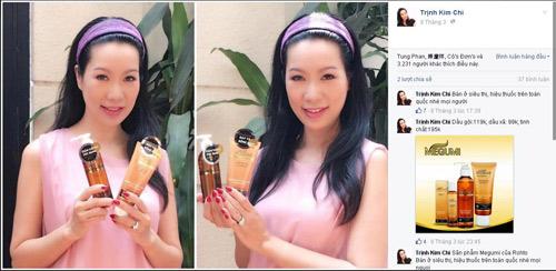 Bí quyết ngăn rụng tóc từ gốc của Sao Việt - 1