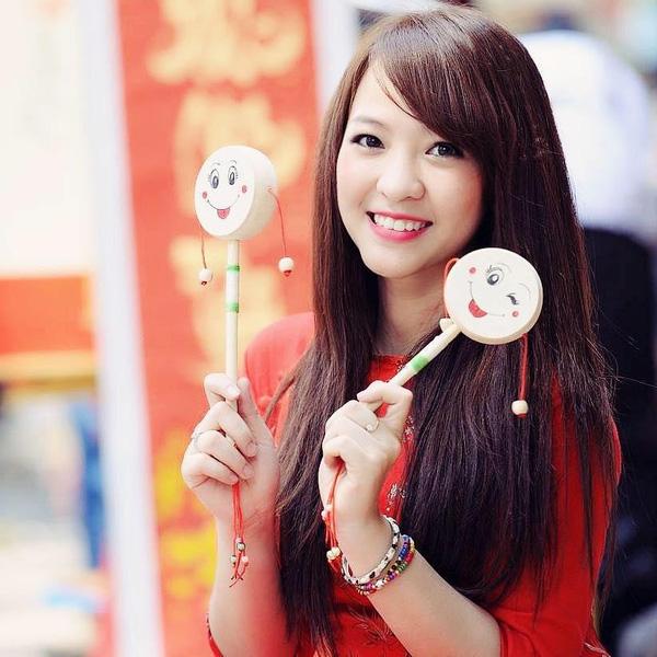Nhan sắc hot girl của vợ ca sĩ Nam Cường - 5