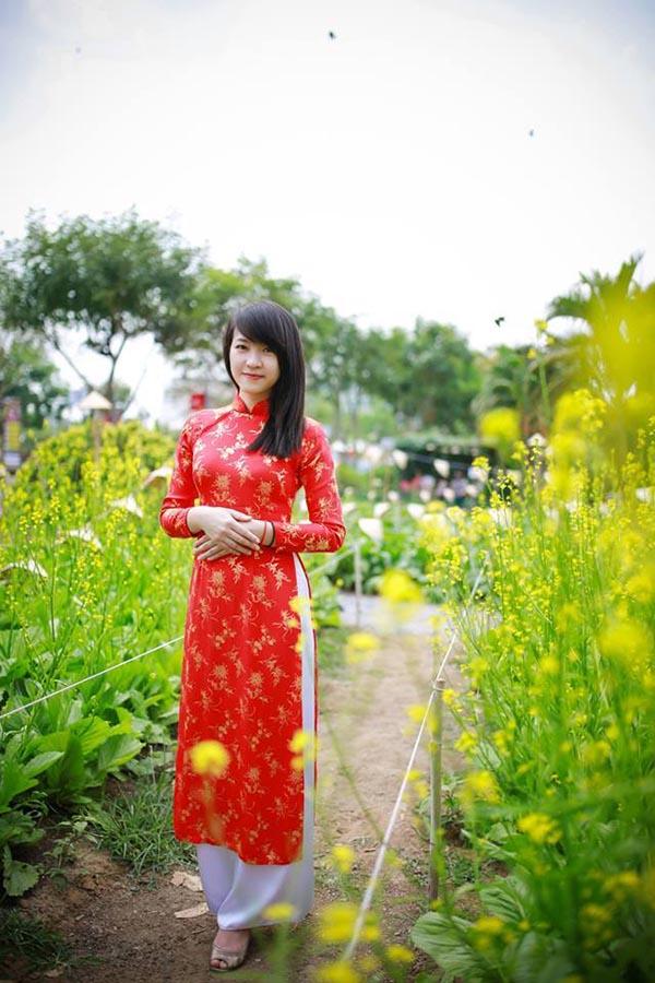 Nhan sắc hot girl của vợ ca sĩ Nam Cường - 7