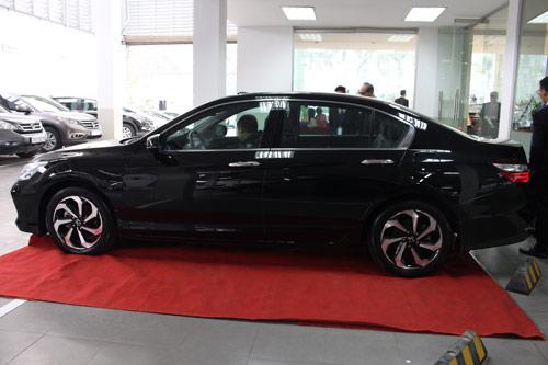 Honda Accord 2016 chính thức xuất hiện! - 6
