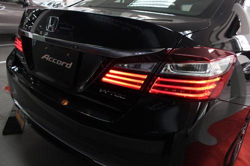 Honda Accord 2016 chính thức xuất hiện! - 7