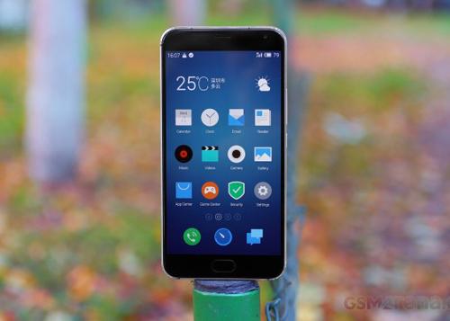 Điện thoại RAM 6GB Meizu Pro 6 sắp ra mắt - 1
