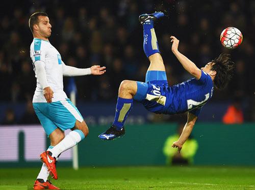 Leicester - Okazaki: Người châu Á trên đỉnh nước Anh - 1